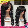 2016 new style full lace natural girls hair wig for black woman