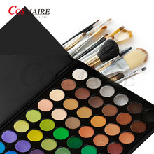 Cosmetics 72 colors makeup shadow eye no brand or your brand eye shadow palette
