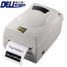 USB Desktop mini Argox OS 214 Plus Thermal Transfer Barcode Printer