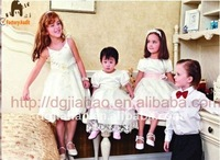 Hot ! special for party cute girls dresses formal child wear