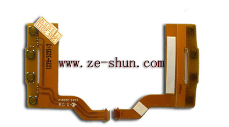 cell phone flex cable for Sony Ericsson R800 keypad