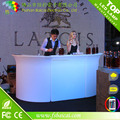 Outdoor LED Bar Lighting Plastic Furniture PE Furniture best selling products inAmerican