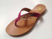 YT 2014 china new style PU woman sandals