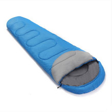New design feather soft sleep bag arctic pole cattle sleeping bag