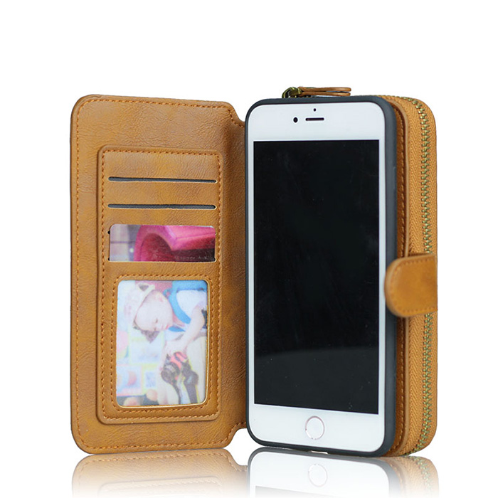 fashion handmade all cover stone embossing leather mobile cover phone case for iphone 6 / 7 plus