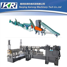 Small plastic recycling machine for pe film pet bottle crush and wash line