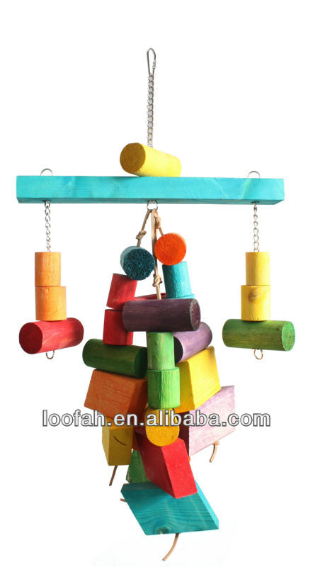 balancing wooden blocks Toys