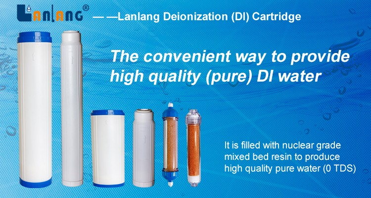 DI-4 water deionizer resin so pure water filter