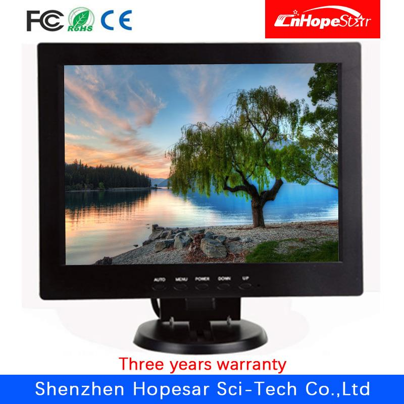 High resolution 1024*768 mini computer 10.4 inch lcd monitor