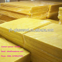 Thermal Insulation Rock wool board for Exhaust Flues and Boilers