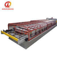 Glazed Tile Roof Metal Making Machine, Glazed Tile Forming Machine Making Spanish Type