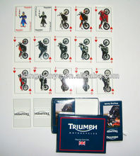 High Quality Laminated Playing Card