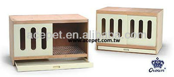 282-L pigeon wooden cage