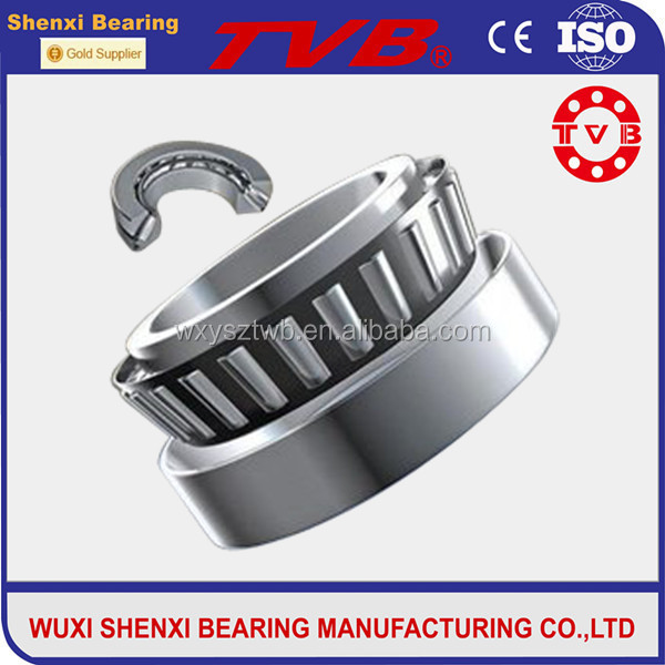 Tapered roller bearing, 32008, TVB brand, made in china