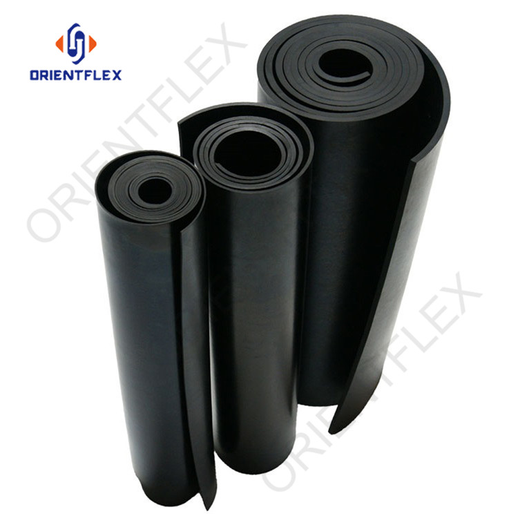 Professional various sizes high temperature resistant rubber sheets for sale suppliers