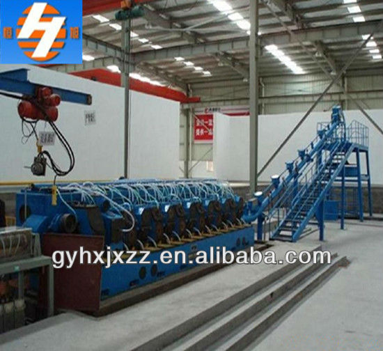 Hengxu Y type casting and rolling mills
