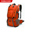 Mountaintop Large Capacity 40 L Hiking Backpack with Rain Cover for Outdoor Camping