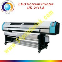 used epson head banner printing machine 2.1m ud-211la
