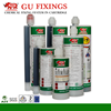 Anchor fixing system bond for marbles chemical anchoring systems Adhesive fijacion system