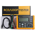 RCD Loop Tester Multimeter for GFCI Loop Resistance Testing YH950 China Yehai