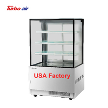 TBP900-3 3 <strong>shelves</strong> 4 layer bakery counter top refrigerated cake showcase display fridge display rectangle bakery case