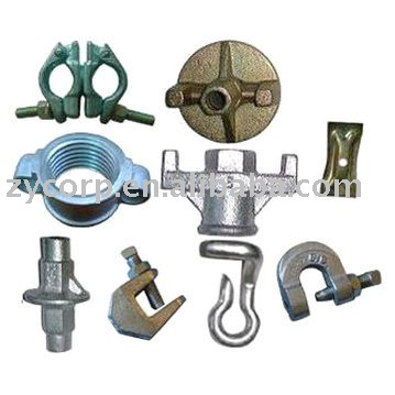 Scaffolding Coupler Formwork Accessories FORGED