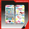 for sample case hellokitty iphone 4 iphone phone stickers