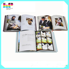 Matt art paper overseas colorful high quality cook book printing