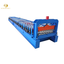 roofing sheet profiling machine aluminium zinc roofing sheet making machine