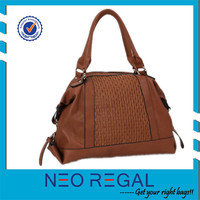 Bags Ladies Handbag Logo Labels Fashion Leather Handbags Made in China