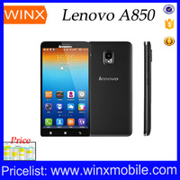 OctaCore 5.5 inch Lenovo phone A850 Plus 1GB/4GB RAM/ROM Android 4.2 Smart phone Price Daily