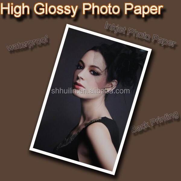 115g A3 A4 High Glossy Photo Paper On Promotion