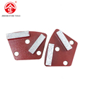Dry stone pads Concrete grinding Grinding shoes