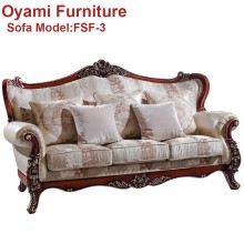 Newest design Italian high back chesterfield sofa