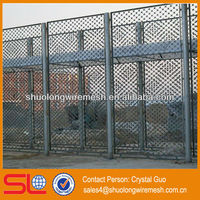 aperture frame Beauty Grid Wire Mesh Panel fence/meg nets fence