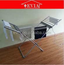 EVIA Electric Heated Clothes Towel Airer Dryer on Alibaba