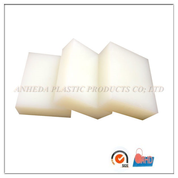 Extruded Nature Color PA 6 Nylon Sheet 15mm