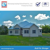 Cheap China prefabricated assembled house design
