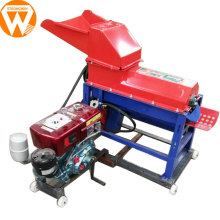 Diesel engine maize remover machine small Agricultural Corn peeling and threshing machine