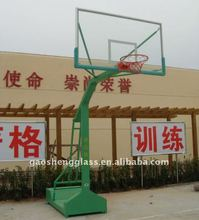basketball glass backboard of superior quality