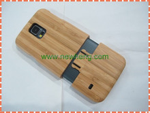 New Luxury Limited Striped Natural Wood hard case for Samsung Galaxy S5 G900