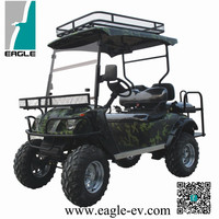 electric hunting buggy, 2 wheel drive, 4 seats, EG2020ASZ, CE approved,DOT, LSV