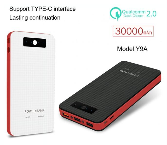 KIDD 10000mah power bank for sale with matal bady 18650 li-ion cell power bank