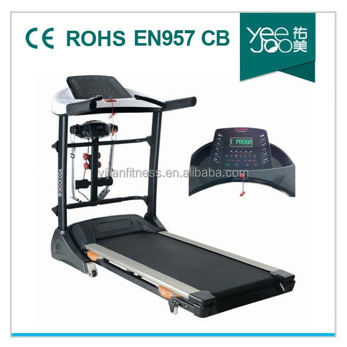 F50 sport equipment treadmill hot model 4.0HP, CE , en957 treadmill