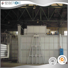 Factory Price Good Performance New Style Gas Fired Aluminum Melting Furnace