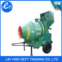2016 new style Model JZC500 concrete mixer truck and cement mixing machine factory price