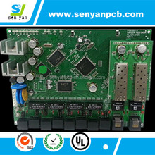 Customized gsm gps circuit board assembly, gps tracker pcb board