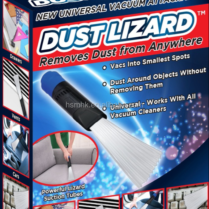 Dust Daddy As Seen On TV Removes dust attachment without removing anything