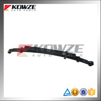 Best Price Suspension Spring Parts Car Rear Leaf Spring for Toyota Hilux Vigo 48210-0K070 48210-0K080