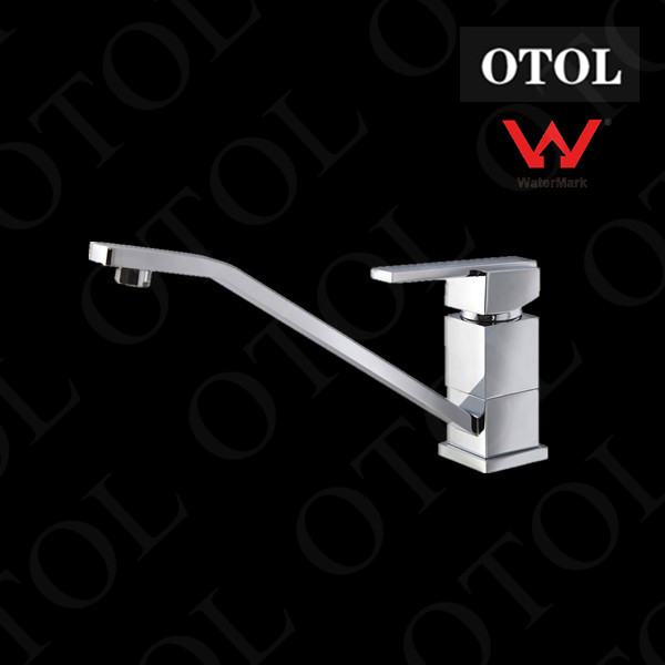 OTOL Water saving taps: 212031 Swivel Modern designs Kitchen Sink Brass Watermark Faucet/Kitchen taps, Zip tap